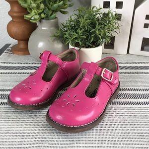 Footmate Pink Shoes Sz 7 Toddler